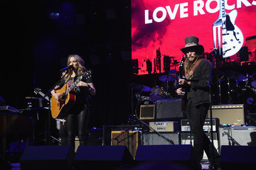 Lukas Nelson Third Annual Love Rocks NYC Benefit Concert For God's Love We Deliver