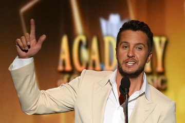 Luke Bryan 49th Annual Academy of Country Music Awards Show