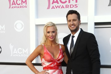 Luke Bryan 52nd Academy of Country Music Awards - Arrivals