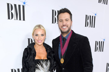 Luke Bryan 66th Annual BMI Country Awards - Arrivals