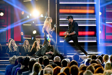 Luke Bryan The 52nd Annual CMA Awards - Show