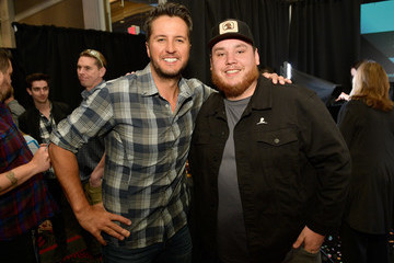Luke Combs 53rd Academy Of Country Music Awards Cumulus/Westwood One Radio Remotes - Day 1