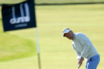 Luke Donald Alfred Dunhill Links Championship - Day Two