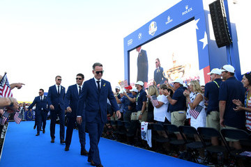 Luke Donald 2018 Ryder Cup - Opening Ceremony