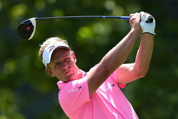 Luke Donald The Greenbrier Classic - Round Two
