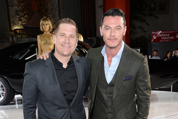 Luke Evans 'Furious 7' Los Angeles Premiere