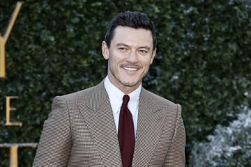 """Luke Evans """"Beauty And The Beast"""" - UK Launch Event"""