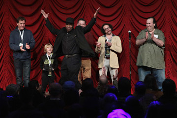 Luke Florenting SiriusXM Host Ron Bennington Is Joined By Fellow Comedians During His Annual Thanksgiving Special at New York's Hard Rock Cafe