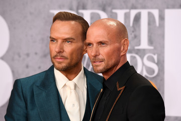 Luke Goss The BRIT Awards 2019 - Red Carpet Arrivals