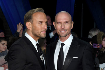 Luke Goss National Television Awards 2019 - Red Carpet Arrivals