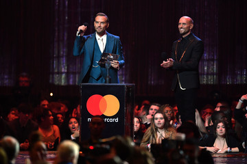 Luke Goss The BRIT Awards 2019 - Show