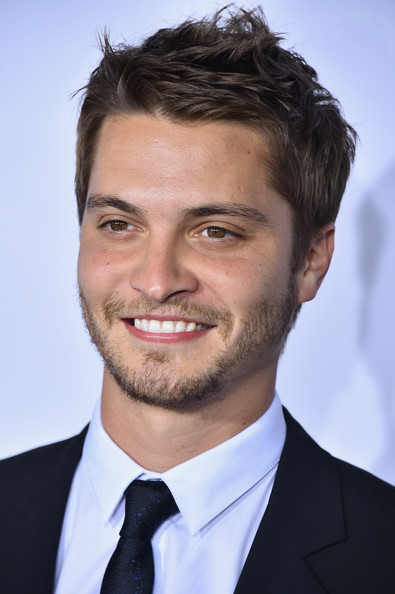 Luke Grimes Pictures - 'American Sniper' Premieres in NYC — Part 2 ...