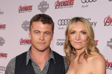 Luke Hemsworth World Premiere of Marvel's 'Avengers: Age Of Ultron' - Red Carpet