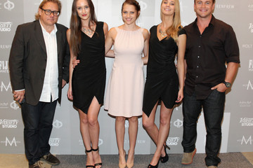 Luke Hemsworth Variety Studio Presented By Moroccanoil At Holt Renfrew - Day 2 - 2014 Toronto International Film Festival