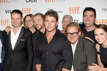 "Luke Hemsworth ""Kill Me Three Times"" Premiere - 2014 Toronto International Film Festival"