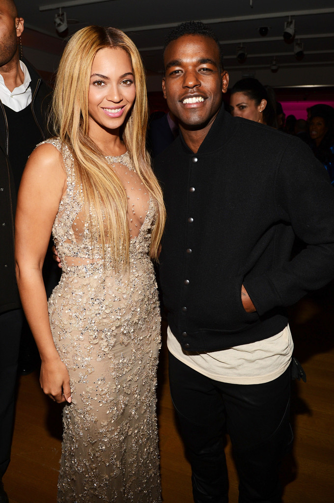 "Luke James - HBO Documentary Film ""Beyonce: Life Is But A Dream"" New York Premiere - After Party"
