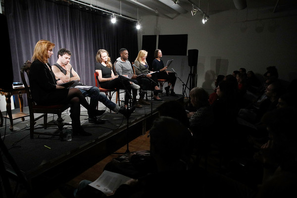 The Hamptons International Film Festival's Screenplay Reading