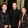 Luke Kirby Entertainment Weekly Celebrates Screen Actors Guild Award Nominees At Chateau Marmont Sponsored By L'Oréal Paris, Cadillac, And PopSockets - Inside