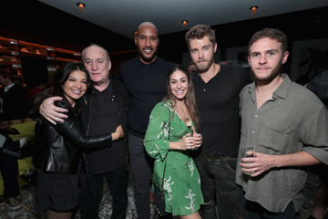 Luke Mitchell Hulu's New York Comic Con After Party