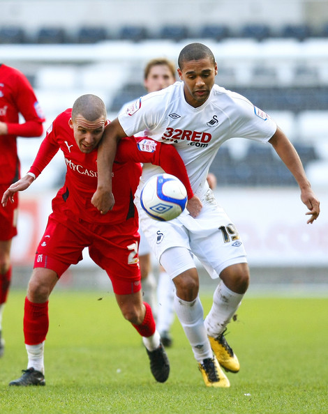 Swansea City v Leyton Orient - FA Cup 4th Round