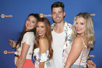 Luke Pell Holly Allen Spotify House at CMA Fest - 	Day 2