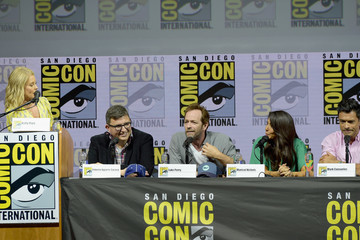 Luke Perry Comic-Con International 2018 - 'Riverdale' Special Video Presentation And Q&A