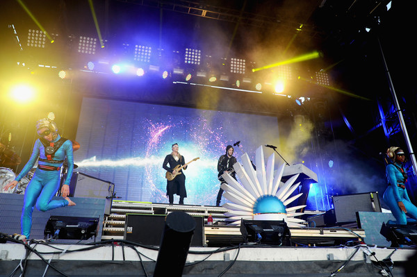 Celebrities at Firefly Music Festival 2015