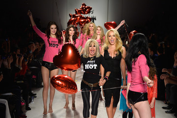 Lulu Johnson Betsey Johnson Runway Show