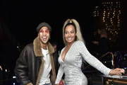Miles Chamley-Watson and La La Anthony Photos Photo