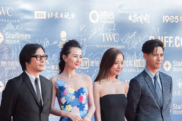 Luodan Wang 2015 Beijing International Film Festival - Red Carpet