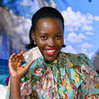 Lupita Nyong'o Lupita Nyong'o Celebrates The Relaunch Of The Delta SkyMiles® American Express Cards In New York City On February 6, 2020
