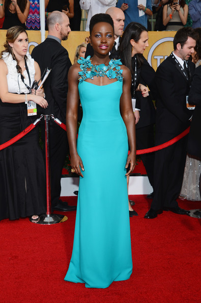 Lupita Nyong'o - 20th Annual Screen Actors Guild Awards - Arrivals