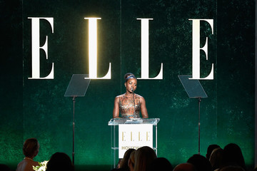 Lupita Nyong'o 23rd Annual ELLE Women In Hollywood Awards - Show