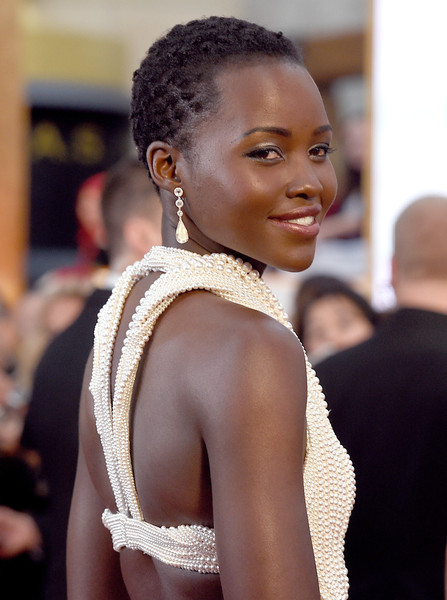 Lupita Nyong'o - Arrivals at the 87th Annual Academy Awards — Part 3
