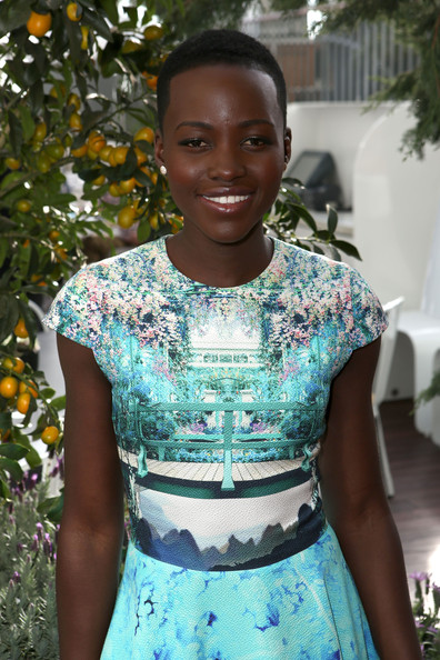 Lupita Nyong'o - DuJour Magazine's Jason Binn Celebrates Lupita Nyong'o Cover Along With Other Nominees For Great Performances