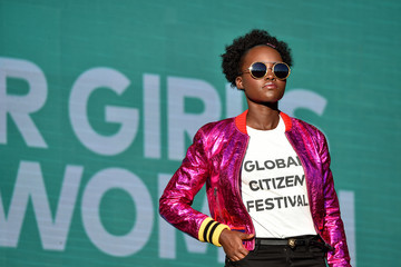 Lupita Nyong'o 2017 Global Citizen Festival in Central Park to End Extreme Poverty by 2030 - Show
