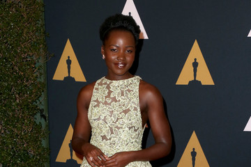 Lupita Nyong'o Academy of Motion Picture Arts and Sciences' 8th Annual Governors Awards - Arrivals