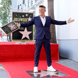 Lupita Sanchez Cornejo Alejandro Sanz Honored With A Star On The Hollywood Walk Of Fame