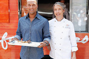 Luvo Food Truck Kick-Off with Derek Jeter