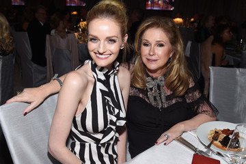 Lydia Hearst 25th Annual Elton John AIDS Foundation's Oscar Viewing Party - Inside
