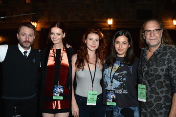 Lydia Hearst Chris Hardwick Universal Studios Hollywood Hosts the Opening of 'The Wizarding World of Harry Potter' - Inside