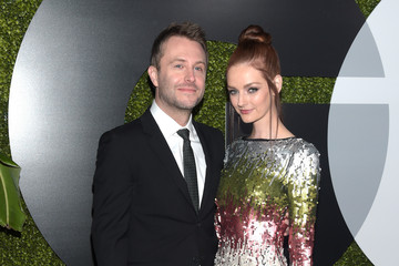 Lydia Hearst Chris Hardwick GQ Men Of The Year Party - Arrivals