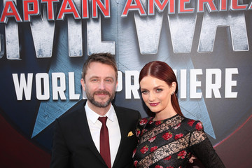 Lydia Hearst The World Premiere of Marvel's 'Captain America: Civil War' - Red Carpet