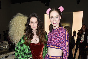 Lydia Hearst Jeremy Scott - Front Row - February 2019 - New York Fashion Week: The Shows