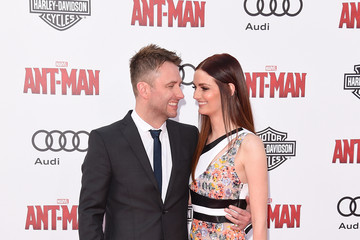 Lydia Hearst Premiere of Marvel's 'Ant-Man' - Arrivals