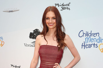 Lydia Hearst Children Mending Hearts and Vintage Grocers Presents the 8th Annual 'Empathy Rocks'
