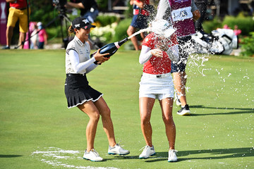 Lydia Ko European Best Pictures Of The Day - July 25
