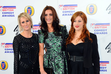 Lydia Rose Bewley British Comedy Awards - Red Carpet Arrivals