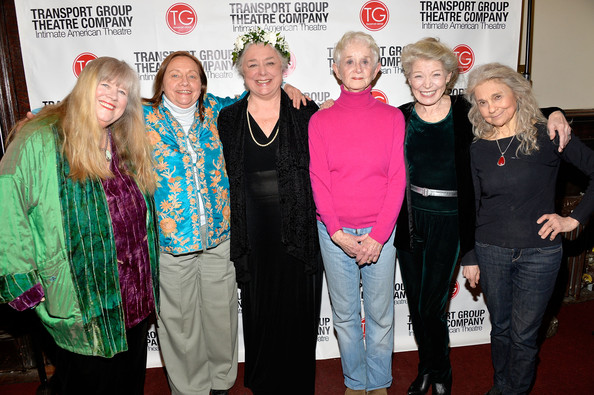 'I Remember Mama' Opening Night in NYC