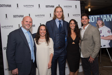 Lynn Scotti Kassar Gotham Magazine Celebrates Its Late Spring Issue with Noah Syndergaard in New York